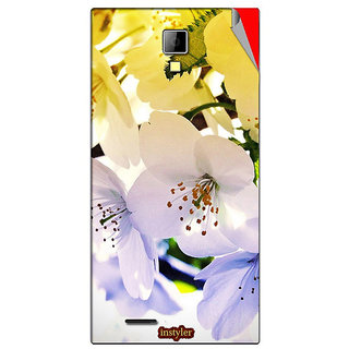 Instyler Mobile Skin Sticker For Micromax Canvas Xpressa99 MSMMXCANVASXPRESSA99DS-10080 CM-560