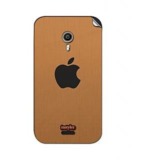 Instyler Mobile Skin Sticker For Micromax Canvas Lite A92 MSMMXCANVASLITEA92DS-10006 CM-2406