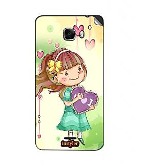 Instyler Mobile Skin Sticker For Micromax Canvas Nitro A310 MSMMXCANVASNITROA310DS-10061 CM-1661