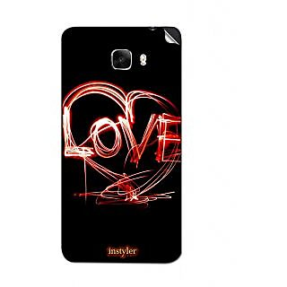 Instyler Mobile Skin Sticker For Micromax Canvas Nitro A310 MSMMXCANVASNITROA310DS-10040 CM-1640