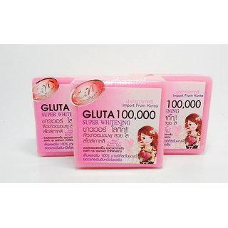 GLUTA 100000 SUPER WHITENING SKIN BLEACHING FORMULA