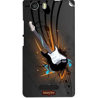Instyler Mobile Skin Sticker For Micromax Canvas Nitro 2E311 MSMMXCANVASNITRO2E311DS-10135 CM-2055