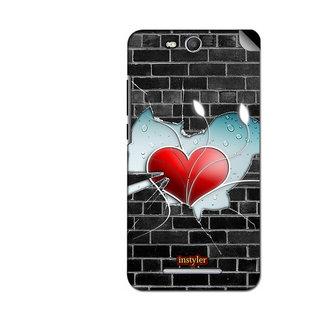 Instyler Mobile Skin Sticker For Micromaxcanvas Juice3 Q392 MSMMXJUICE3Q392DS-10108 CM-3148