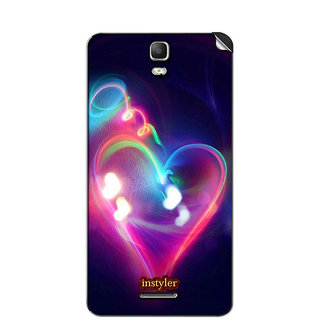 Instyler Mobile Skin Sticker For Micromax Canvas Hd Plus A190 MSMMXCANVASHDPLUSA190DS-10118 CM-3958