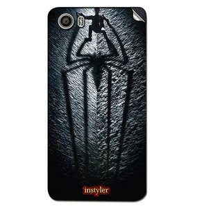 Instyler Mobile Skin Sticker For Micromax Canvas Fire 4A107 MSMMXCANVASFIRE4A107DS-10160 CM-4480