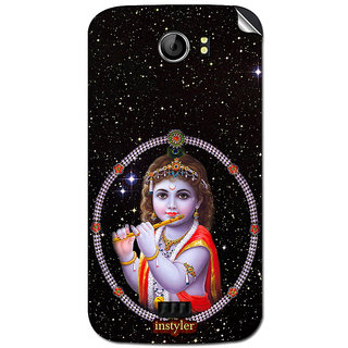 Instyler Mobile Skin Sticker For Micromax Canvas 2A110 MSMMXCANVAS2A110DS-10092 CM-6012