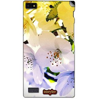 Instyler Mobile Skin Sticker For Blackberry Z3 MSBBZ3DS-10080 CM-6640