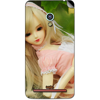 Instyler Mobile Skin Sticker For Asus Zenfone 6 MSASUSZF6DS-10073 CM-7113