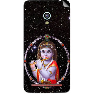 Instyler Mobile Skin Sticker For Asus Zenfone 5 MSASUSZF5DS-10092 CM-7292