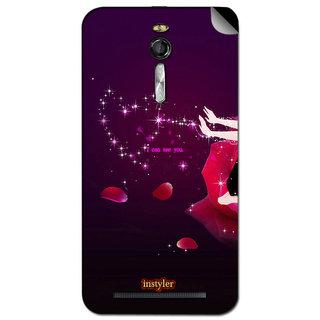 Instyler Mobile Skin Sticker For Asus Zenfone 2 Ze 550 Ml MSASUSZE550MLDS-10114 CM-7794