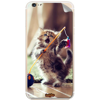 Instyler Mobile Skin Sticker For Apple I Phone 6S MSIP6SDS-10018 CM-8338