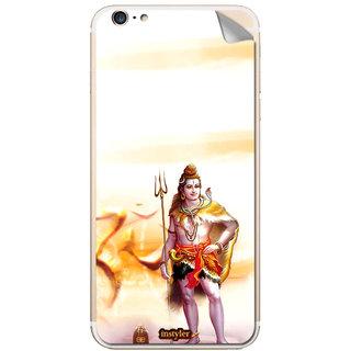 Instyler Mobile Skin Sticker For Apple I Phone 6Splus MSIP6SPLUSDS-10091 CM-8091