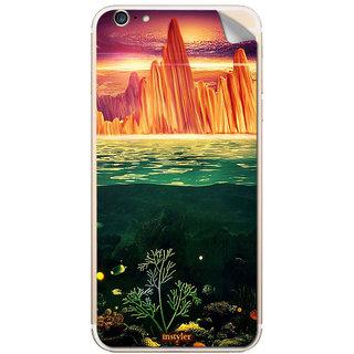 Instyler Mobile Skin Sticker For Apple I Phone 6Splus MSIP6SPLUSDS-10152 CM-8152