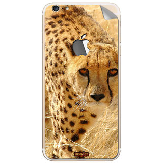 Instyler Mobile Skin Sticker For Apple I Phone 6Plus (Logo) MSIP6PLUSLOGODS-10023 CM-8503