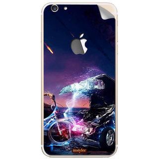 Instyler Mobile Skin Sticker For Apple I Phone 6Splus (Logo) MSIP6SPLUSLOGODS-10032 CM-7872