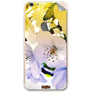 Instyler Mobile Skin Sticker For Apple I Phone 6Plus (Logo) MSIP6PLUSLOGODS-10080 CM-8560