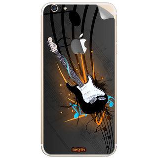 Instyler Mobile Skin Sticker For Apple I Phone 6S (Logo) MSIP6SLOGODS-10135 CM-8295