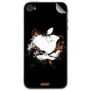 Instyler Mobile Skin Sticker For Apple I Phone 5 MSIP5DS-10011 CM-9291