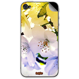 Instyler Mobile Skin Sticker For Apple I Phone 5S MSIP5SDS-10080 CM-9040