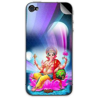 Instyler Mobile Skin Sticker For Apple I Phone 5S MSIP5SDS-10090 CM-9050