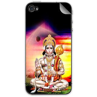 Instyler Mobile Skin Sticker For Apple I Phone 5S MSIP5SDS-10094 CM-9054