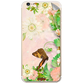 Instyler Mobile Skin Sticker For Apple I Phone 6 MSIP6DS-10044 CM-8844