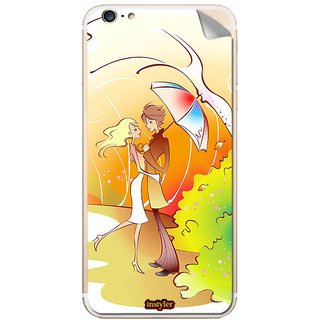 Instyler Mobile Skin Sticker For Apple I Phone 6S MSIP6SDS-10060 CM-8380