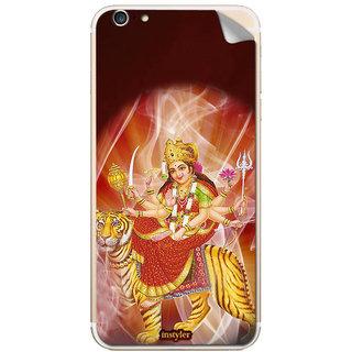 Instyler Mobile Skin Sticker For Apple I Phone 6S MSIP6SDS-10089 CM-8409