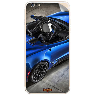Instyler Mobile Skin Sticker For Apple I Phone 6S (Logo) MSIP6SLOGODS-10028 CM-8188
