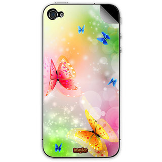 Instyler Mobile Skin Sticker For Apple I Phone 5 MSIP5DS-10042 CM-9322