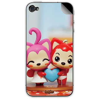 Instyler Mobile Skin Sticker For Apple I Phone 5 MSIP5DS-10065 CM-9345