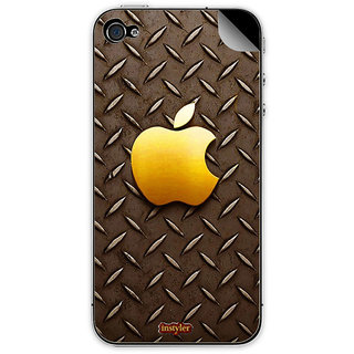 Instyler Mobile Skin Sticker For Apple I Phone 4 MSIP4DS-10008 CM-9928