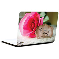 Pics And You Love You Mom 3M/Avery Vinyl Laptop Skin Sticker Decal-LV044