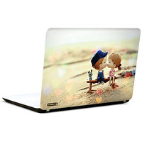 Pics And You Toys Kissing 3M/Avery Vinyl Laptop Skin Sticker Decal-LV025