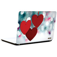 Pics And You Love Hearts 3M/Avery Vinyl Laptop Skin Sticker Decal-LV020