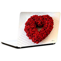 Pics And You Heart Of Rose  3M/Avery Vinyl Laptop Skin Sticker Decal-LV016
