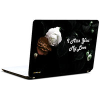 Pics And You I Miss You 3M/Avery Vinyl Laptop Skin Sticker Decal-LV006
