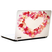 Pics And You Heart Of Rose 3M/Avery Vinyl Laptop Skin Sticker Decal-LV041