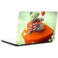 Pics And You Cute Teddy Love 3M/Avery Vinyl Laptop Skin Sticker Decal-LV011