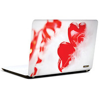 Pics And You Red Hearts 3M/Avery Vinyl Laptop Skin Sticker Decal-LV026