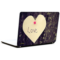 Pics And You Love Thoughts 3M/Avery Vinyl Laptop Skin Sticker Decal-LV083
