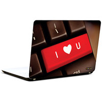 Pics And You Love Key 3M/Avery Vinyl Laptop Skin Sticker Decal-LV103