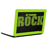 Pics And You My Friends Rock 3M/Avery Vinyl Laptop Skin Sticker Decal-SL001