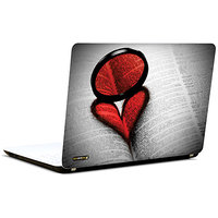 Pics And You Heart Reflection  3M/Avery Vinyl Laptop Skin Sticker Decal-LV069