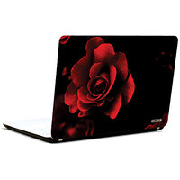Pics And You Beautiful Red Rose 3M/Avery Vinyl Laptop Skin Sticker Decal-LV059