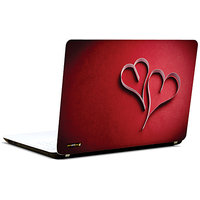 Pics And You Hearts Love Symbol 3 3M/Avery Vinyl Laptop Skin Sticker Decal-LV073