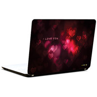 Pics And You I Love You Abstract 3M/Avery Vinyl Laptop Skin Sticker Decal-LV104
