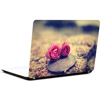 Pics And You Pink Roses 3M/Avery Vinyl Laptop Skin Sticker Decal-LV090
