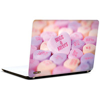 Pics And You Hugs N Kisses 3M/Avery Vinyl Laptop Skin Sticker Decal-LV080