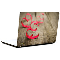 Pics And You Hearts Love Symbol 2 3M/Avery Vinyl Laptop Skin Sticker Decal-LV065
